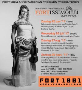 Fortissimo 1881 - Landschap in beeld en geluid met Heleen Bartels @ Fort 1881 | Hoek van Holland | Zuid-Holland | Nederland